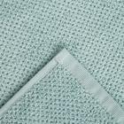 """Коврик махровый """"Этель"""" Organic Mint 50х70 см, 100% хл, 550гр/м2 - Фото 4"""