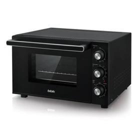 Мини-печь BBK OE 3076 MC, 1500 Вт, 30 л, гриль, конвекция, таймер, черная