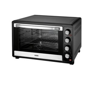 Мини-печь BBK OE 5562 MC, 2200 Вт, 55 л, гриль, конвекция, таймер, чёрная