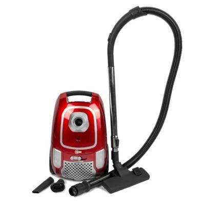 Пылесос Beon BN-810, 3000/400 Вт, 3 л, красно-чёрный