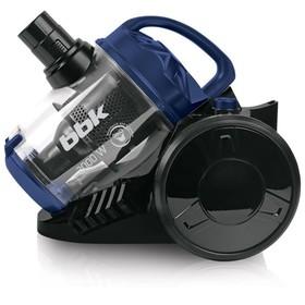 Пылесос BBK ВV 1503, 2000/320 Вт, 2.5 л, чёрно-красный