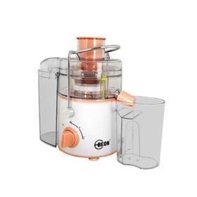 Соковыжималка Beon BN-2803, центробежная 800 Вт, 0.55 л, бело-оранжевая