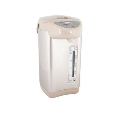 Термопот Beon BN-349, 5.5 л, 900 Вт, 3 способа подачи воды, бежевый