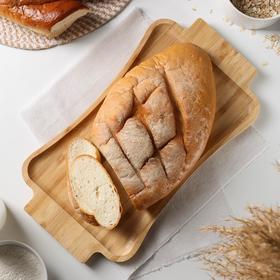 Блюдо овальное Катунь, 38,4×21,2×1,9 см, бамбук
