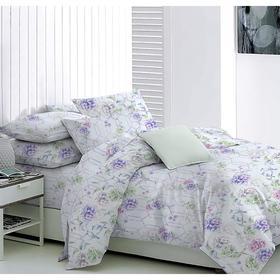 КПБ Hydrangea 1,5 сп, размер 150x215 см, 145x210 см, 50x70 см