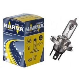 Лампа для мотоциклов NARVA, 12 В, HS1, 35/35 Вт Ош