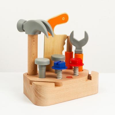 Игрушка «Маленький плотник» - Фото 1