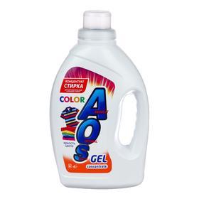 Гель для стирки AOS Color, 1300 мл