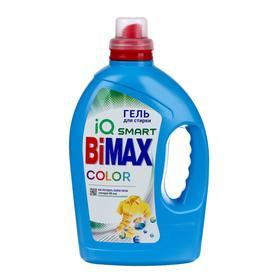 Гель для стирки BiMax Color, 1950 мл