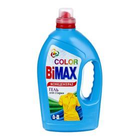 Гель для стирки BiMax Color, 2600 мл