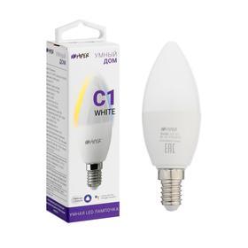 Умная LED лампа HIPER, Wi-Fi, Е14, 6 Вт, 2700-6500 К, 520 Лм