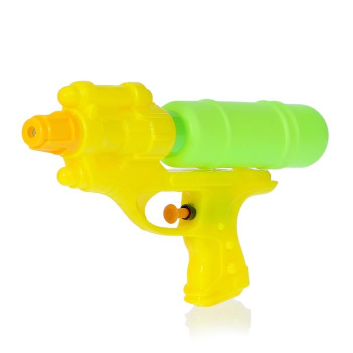 Водный пистолет Брызг, цвета МИКС