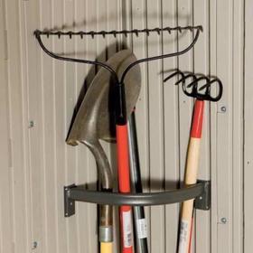 Угловой держатель инструментов для сарая WoodLook Ош