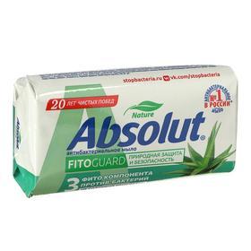 Мыло Absolut Nature «Алоэ», антибактериальное, 90 г