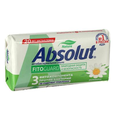 Мыло Absolut Nature «Ромашка», антибактериальное, 90 г