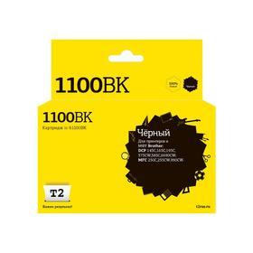 Струйный картридж T2 IC-B1100BK (LC-1100BK/980BK/1100BK) для принтеров Brother, черный
