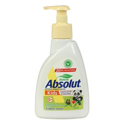 Мыло жидкое детское Absolut Kids «Череда», 250 мл