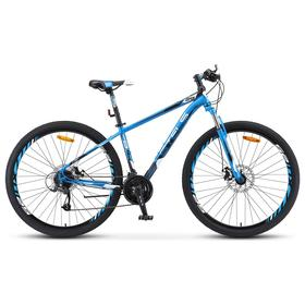 Велосипед 29' Stels Navigator-910 MD, V010, цвет синий/черный, размер 18,5' Ош