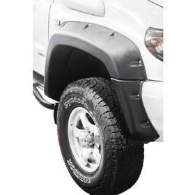 Расширители колёсных арок УАЗ Патриот (с накладками на оба бампера) дорестайлинг Ош