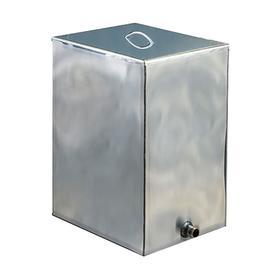 Бак для нагрева воды из нержавеющей стали 1.0 мм, 45 л, для печи ПБ-25Б