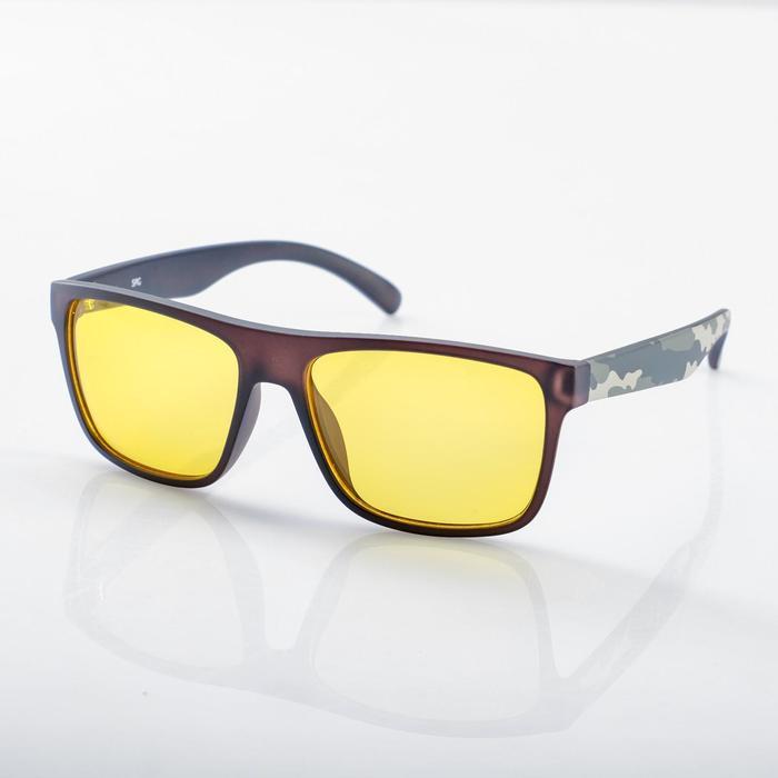 Водительские очки SPG «Непогода | Ночь» luxury, AD088 хаки
