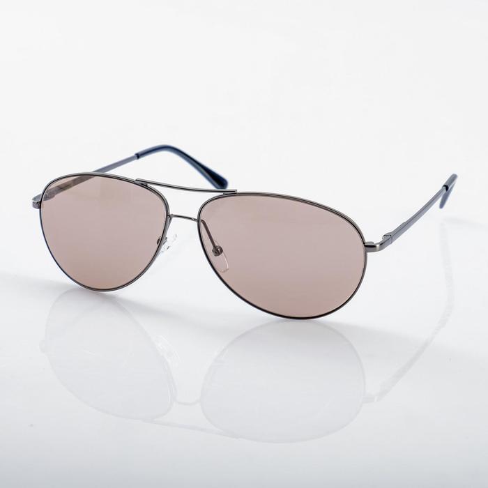 Водительские очки SPG «Солнце» comfort, AS007 темно-серые