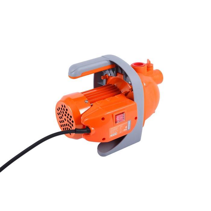 Насос поверхностный КРАТОН WP-800P, центробежный, 800 Вт, кожух пластик