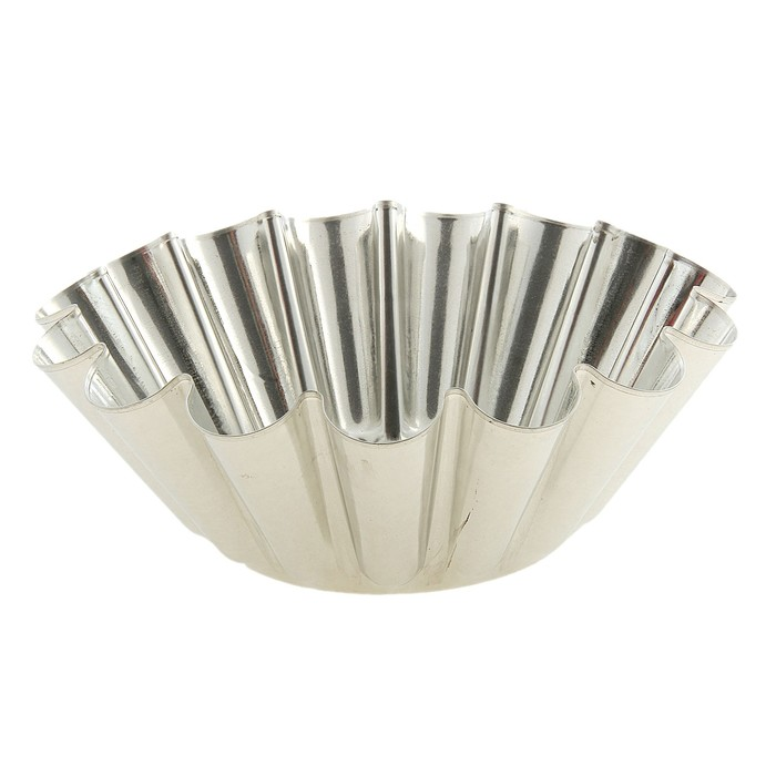 Форма для кулича Классика, h 6,4 см, d18,5 см