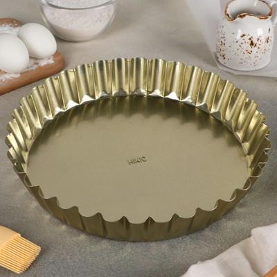 Форма для торта «Солнце», антипригарное покрытие - Фото 1