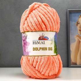 "Пряжа ""Dolphin big"" 100% полиэстер 80м/200гр (76733)"