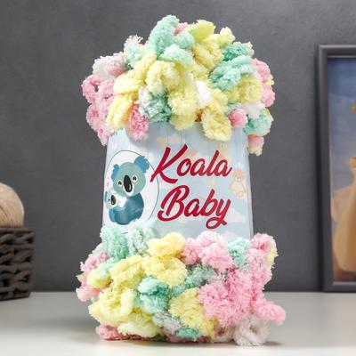 "Пряжа ""Koala baby colors"" 100% полиэстер 13,9м/150гр (201)"