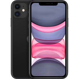 Смартфон Apple iPhone 11 (MHDH3RU/A), 128Гб, новая комплектация, чёрный