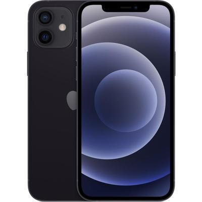 Смартфон Apple iPhone 12 (MGJA3RU/A), 128Гб, чёрный - Фото 1