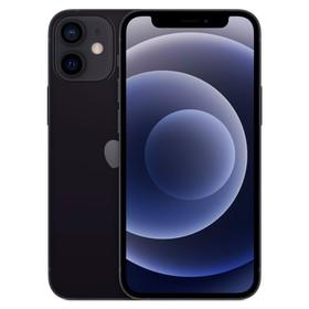 Смартфон Apple iPhone 12 mini (MGE33RU/A), 128Гб, чёрный