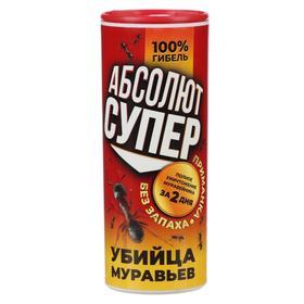 Средство от муравьев АБСОЛЮТ СУПЕР, в банке 200 г Ош