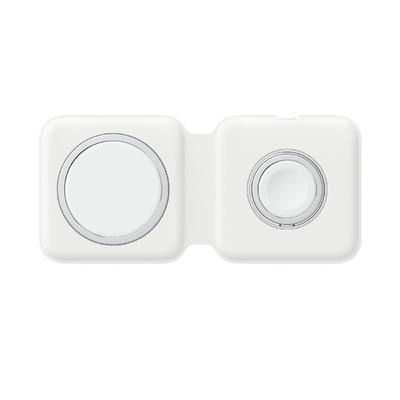 Беспроводное зарядное устройство Apple MagSafe Duo (MHXF3ZE/A),Type-C/Lightning, 14 Вт, 1 м - Фото 1