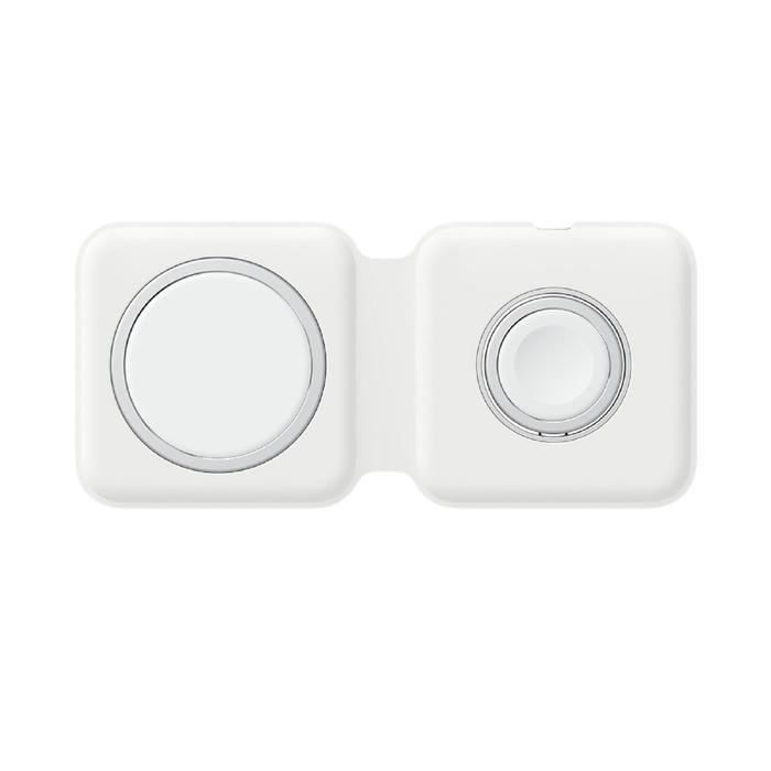 Беспроводное зарядное устройство Apple MagSafe Duo (MHXF3ZE/A),Type-C/Lightning, 14 Вт, 1 м