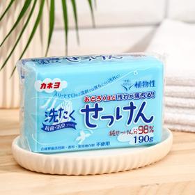 Хозяйственное мыло, Laundry Soap, для стойких загрязнений,