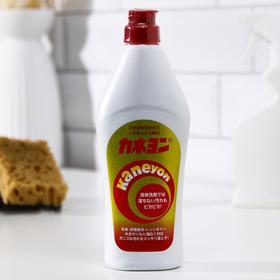 Крем чистящий для кухни Kaneyon, с микрогранулами, без аромата, 550 г