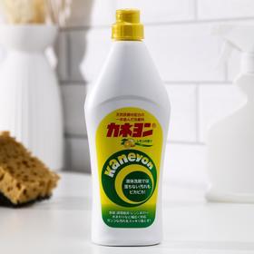 Крем чистящий для кухни Kaneyon, с микрогранулами, с ароматом лимона, 550 г