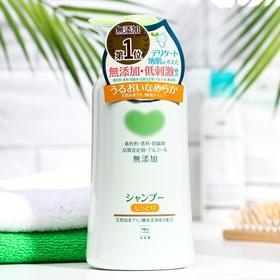 Шампунь для волос Mutenka, с натуральными ингредиентами без добавок, 550 мл