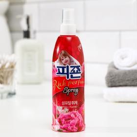 Кондиционер для белья Rich Perfume Spray, аромат «Фестиваль цветов», 200 мл