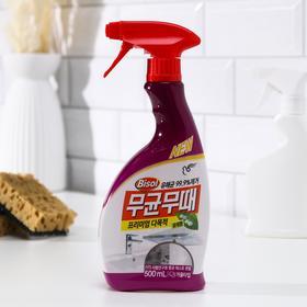 Чистящее средство для дома Bisol, с ароматом лилии, 500 мл
