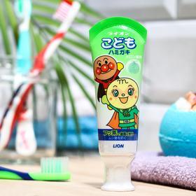 Детская зубная паста Lion kid's, слабообразивная, дыня, 40 г