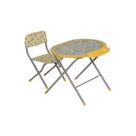 Комплект детской мебели «Фея Досуг» 202 ПДД Ош