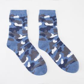 Носки мужские BM41004 001 25 цвет джинсовый, р-р 29-31