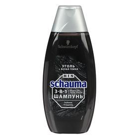Шампунь Schauma 3 в 1 «Глубокое очищение», 400 мл