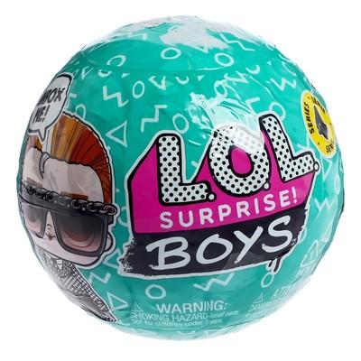 Игрушка «Lol. Мальчики series 4» - Фото 1