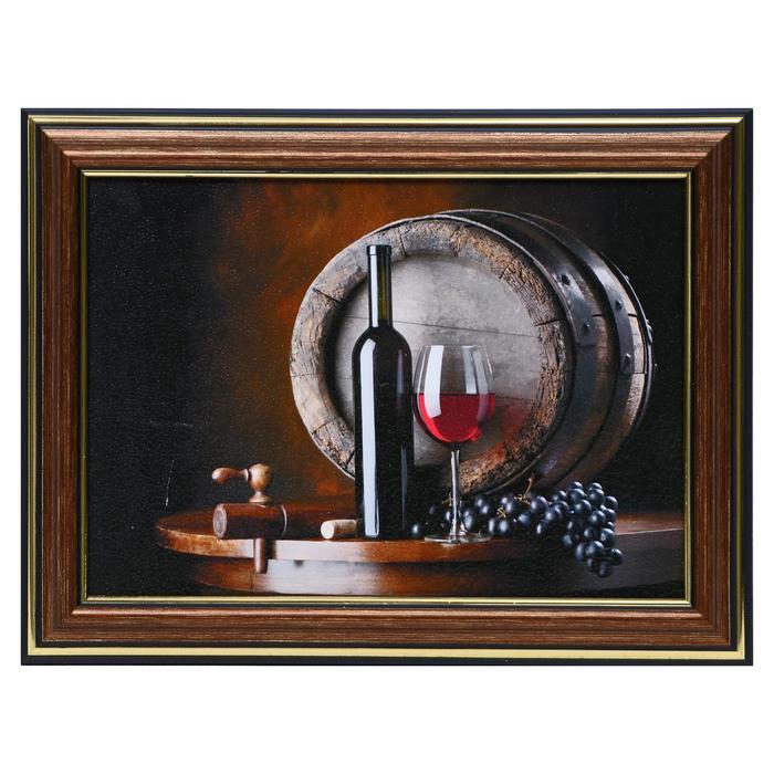 Картина Вино 13х1816х21 см