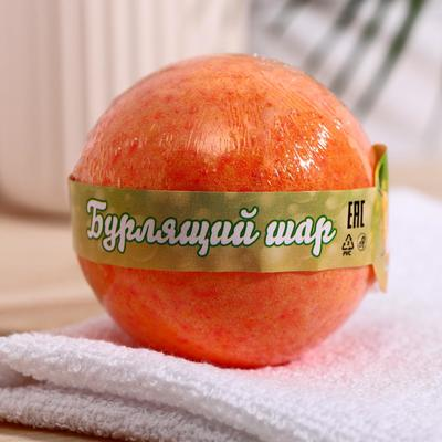 "Соль для ванн Бурлящий шар ""Дюшес"" 120г - Фото 1"